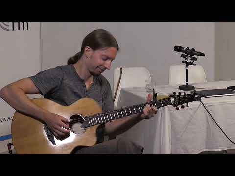 North Country Moore / Anji (live) | Acoustic Fingerstyle Guitar