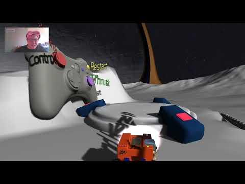 Crashed Lander - Outwit gravity, explore new worlds. |
