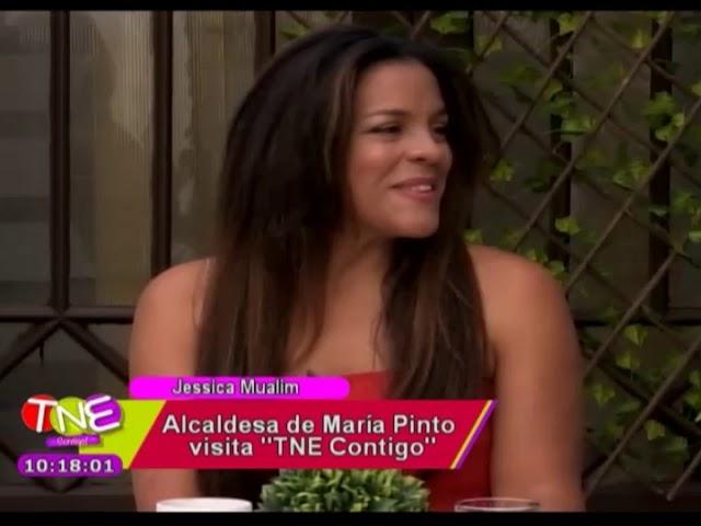 Jessica Mualim y el Festival de Maria Pinto