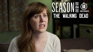 Walking Dead Fans (Season 8)   Season in 60 Seconds