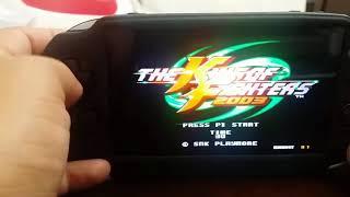 Installing NEO GEO on PS Vita/PS TV!!! HENKAKU 3.60! King of Fighters Roms & Bios!