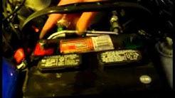 Car Battery Tutorial - 95 Honda Accord