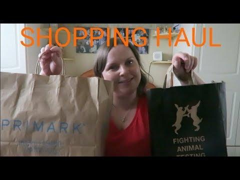 Haul | Primark, The Body Shop, Bravissimo...