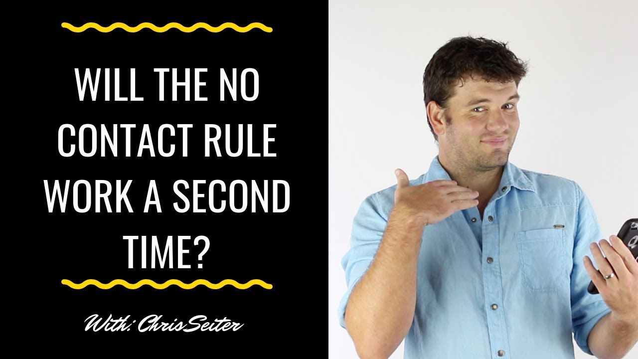 What To Do If You Fail Your No Contact Rule (Will It Work A