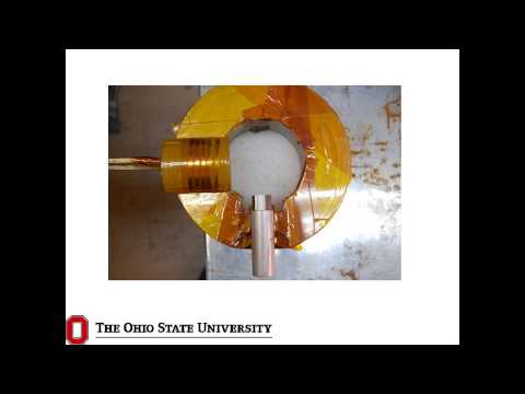 Openable Actuator: A New Electromagnetic Forming Method