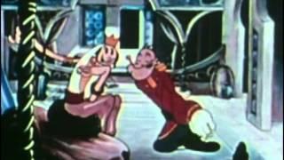 Aladin et la lampe merveilleuse - Popeye cartoon en fran