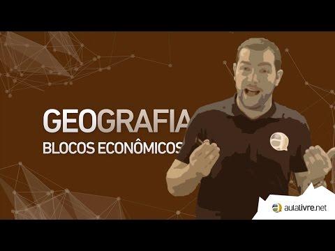 Geografia - Blocos Econômicos- Mercosul