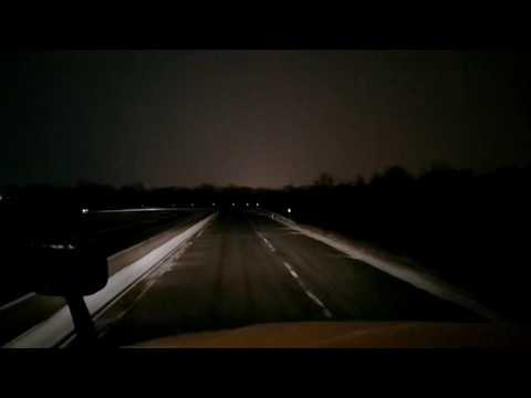 Bigrigtravels Live! - Buffalo to Angola, New York - December 11, 2016