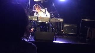 クリスタルキングの「手紙」をライブで弾き語りしました。関西でライブ...