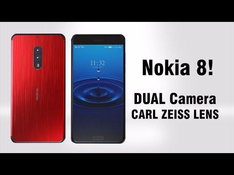 Nokia 8 2017 | dual camera - snapdragon 835 - 6gb lpddr4