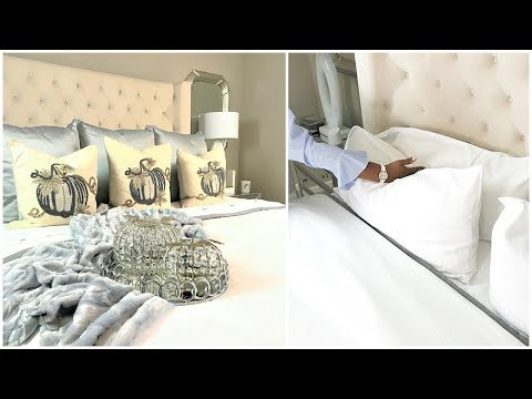 How To Create A Cozy & Comfortable Bed