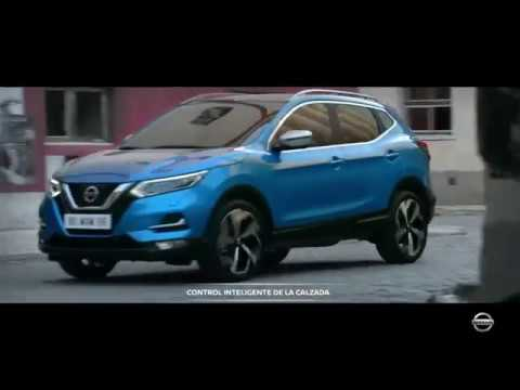 anuncio nissan qashqai 2018 youtube. Black Bedroom Furniture Sets. Home Design Ideas