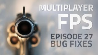 Making a Multiplayer FPS in Unity (E27. Cursor Lock) - uNet Tutorial