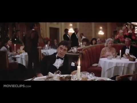Scarface Say Goodnight To The Bad Guy 1983 Youtube