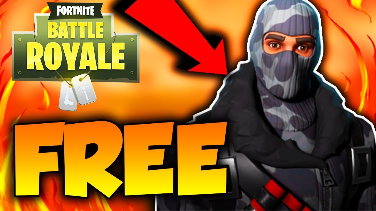HOW TO GET FREE FORTNITE SKINS! FREE FORTNITE BATTLE ...