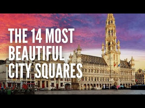 14 City Squares You Totally Have To Visit
