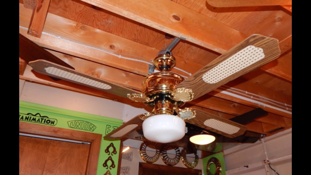 Supreme Mark III Emperor Ceiling Fan