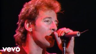 Bruce Springsteen I 39 M On Fire Live