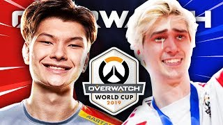 Top 50 Best Overwatch WORLD CUP Moments (2019)