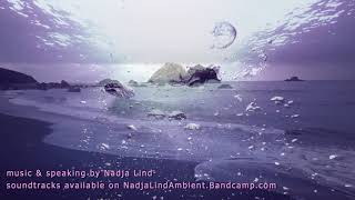 female TUNE IN TO NEW POTENTIALS gentle theta Quantum Field meditation by Nadja Lind
