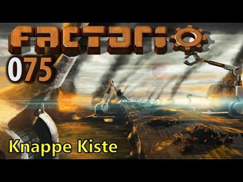 FACTORIO ► [076] Volle Bänder ► Let's Play Factorio German Gameplay