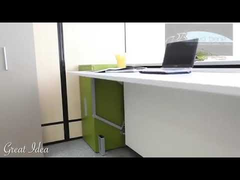 Cool Beds And Expand Furniture Space Saving Ideas