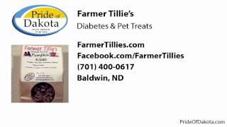 Farmer Tillie's - Pride Of Dakota Feature - Dog Diabetes
