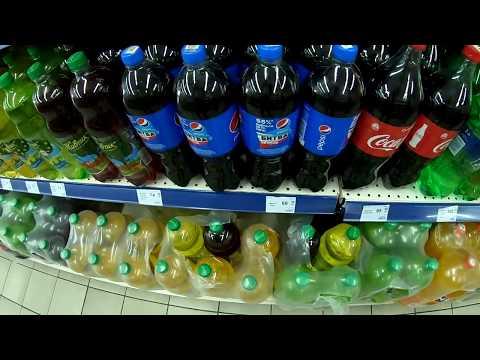 Сравнение цен на продукты в РФ и ДНР часть 1 (Донецк)