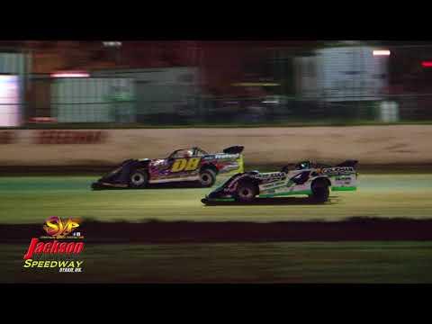 RacersEdge Tv   All American 60   Jackson Motor Speedway   Nov  4 , 2017
