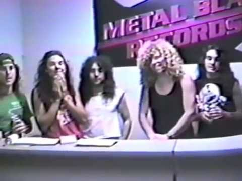 Metal Blade Records Video Meltdown