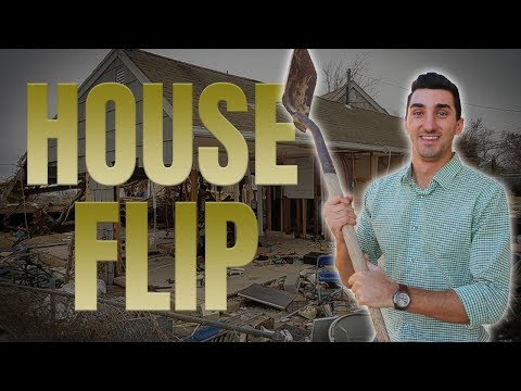 House Flip Process: Budget, Plans, and Demo!