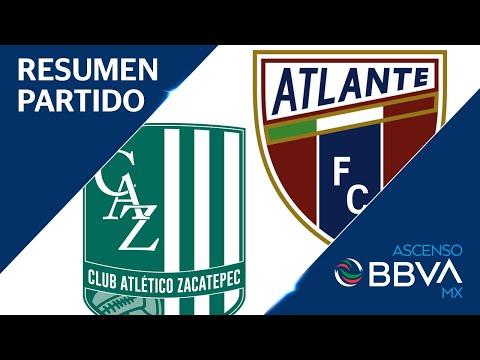 Resumen | Atlético Zacatepec 0 - 0 Atlante | Ascenso BBVA MX - Semifinales IDA - Apertura 2019