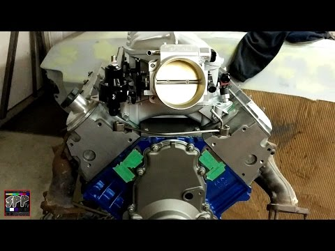 LS Engine Customization | 5.3 SBE Single and Twin Turbo Builds
