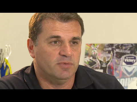 Ange Postecoglou - Hellenic Museum - Through a Child's Eyes Exhibition