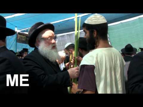 Pursuing beauty at Jerusalem's Four Species Market