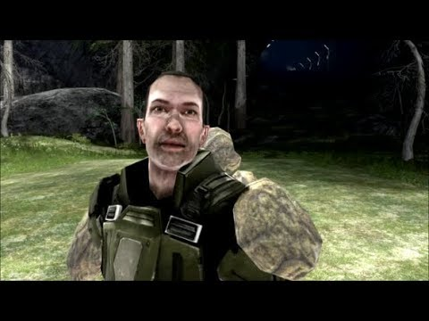 Halo 3 - The Half Infected Marine (REVISITED)