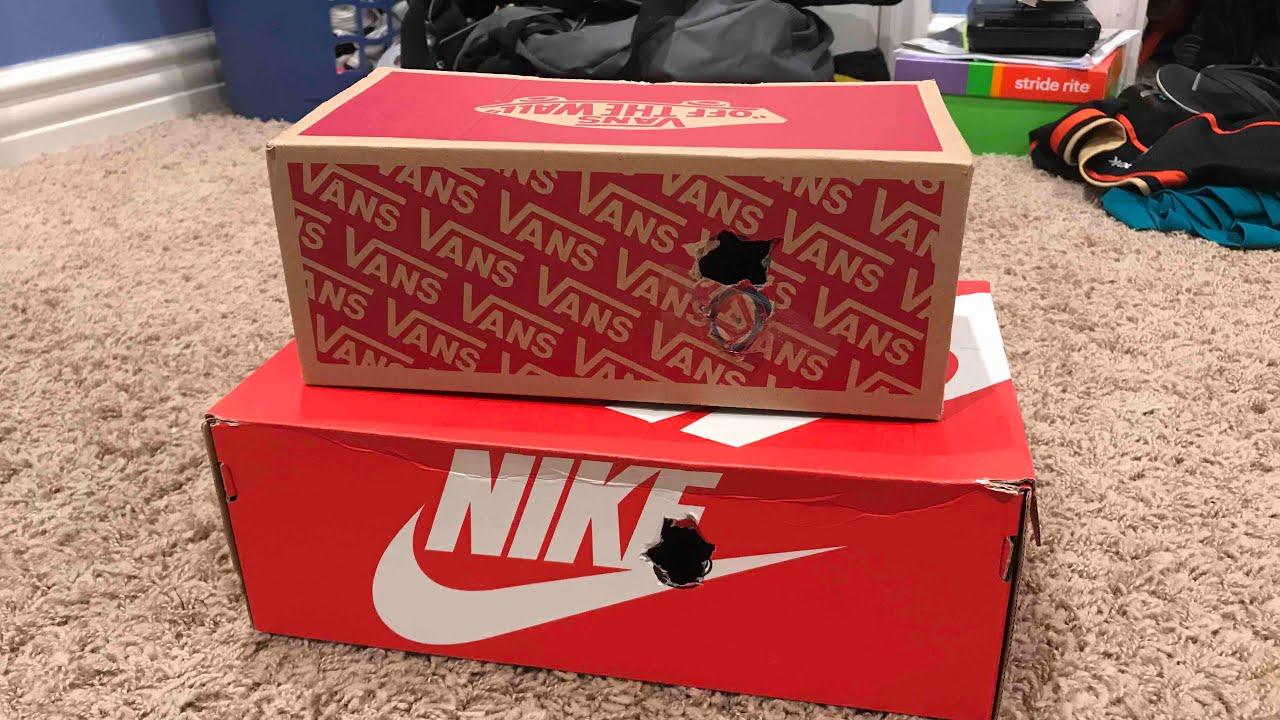 How To Make A Camera Shoebox