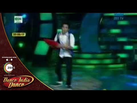 Dance India Dance Season 4 November 30, 2013 - Manan