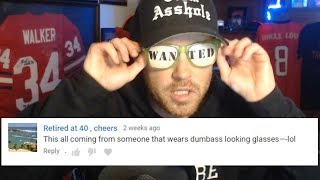 RESPONDING TO YOUTUBE COMMENTS #2