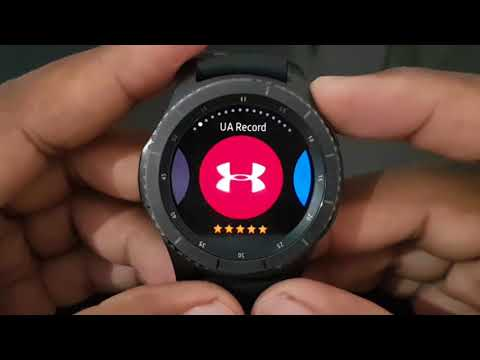 How To Install App On Samsung Gear S3