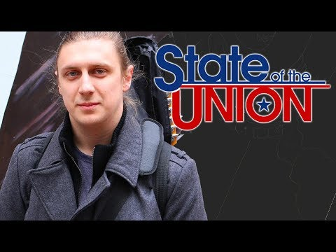 State of the Union address 2018 Dovydas Music live stream
