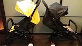 BabyZen YoYo - самая компактная прогулочная коляска (Бебизен ЙоЙо .