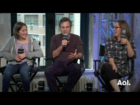 Mark Ruffalo, Maya Forbes and Imogene Wolodarksy on 'Infinitely Polar Bear'