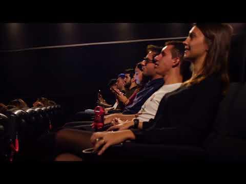 Teaser Inauguration 4DX - Gaumont Multiplexe Montpellier