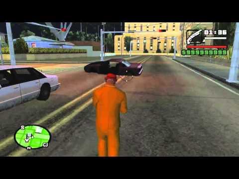 GTA San Andreas Get FI Infernus