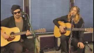 30 Seconds to Mars - Stay (Rihanna's cover) @ GARAGE SESSIONS Channel 93.3