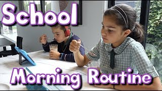 School Morning Routine | Grace's Room
