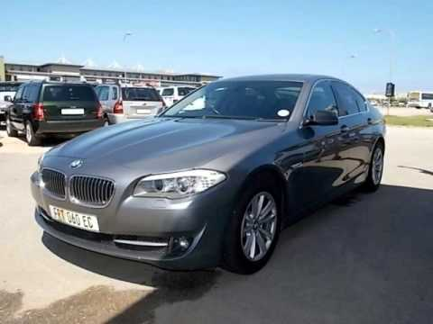 2010 bmw 5 series 523i f10 auto auto for sale on auto trader south africa youtube. Black Bedroom Furniture Sets. Home Design Ideas