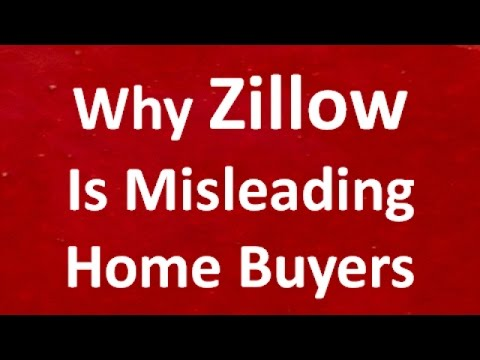 Zillow Tampa - Why Zillow Is Misleading Tampa Home Buyers