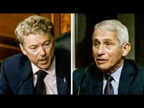 Dr. Fauci Smacks Down Rand Paul On Live Television